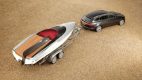 Jaguar Concept Speedboat 2012
