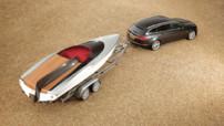 Jaguar Concept Speedboat 2012