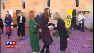 Kate seule à Newcastle, William à l'enterrement de sa nounou