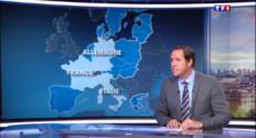 Le 20 heures du 31 août 2015 : Crise des migrants : les pays européens incapables d'adopter une position commune ? - 1135