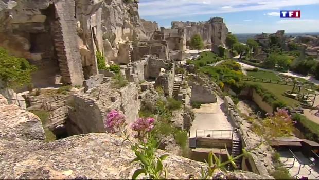 Les Baux-de-Provence, livre d'histoire à ciel ouvert