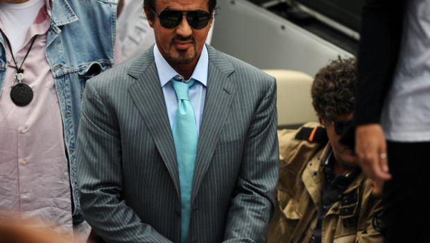 Sylvester Stallone au festival du film de Venise en septembre 2009