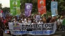 COP 21 : le monde entier défile pour l'environnement