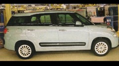 FIAT 500XL 2013 Scoop