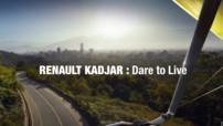 Image teaser du Renault Kadjar, crossover du segment C (env. 4,40 m) lancé au printemps 2015