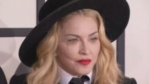 Madonna aux Grammy Awards 2014.