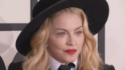 Madonna aux Grammy Awards 2014.