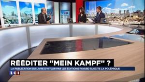 """Mein Kampf, """"testament d'un homme qui n'a plus rien à perdre"""""""