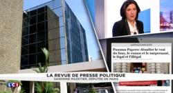 Sandrine Mazetier, Députée de Paris fait sa revue de presse politique