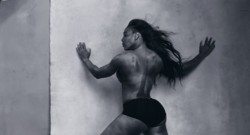 Serena Williams pour le calendrier Pirelli 2016