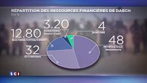 Taxes, pétrole, donations... comment le groupe Etat islamique se finance