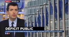 """Déficit public : la France sous """"surveillance renforcée"""" de Bruxelles"""