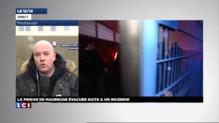 """Evacuation de la prison de Maubeuge : """"Une opération rarissime en France"""""""