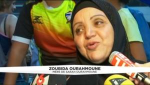 JO 2016 : la fierté de la famille de Sarah Ourahmoune, boxeuse médaillée d'argent