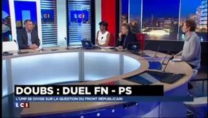 """Politique du """"ni-ni"""" à l'UMP : """"Sarkozy est un petit peu cabossé"""" pour un journaliste de MYTF1 News"""