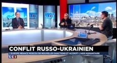 """Conflit russo-ukrainien : """"La guerre peut aller bien plus loin"""""""
