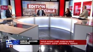 """Marielle de Sarnez : """"Tsipras n'est pas responsable de la situation détériorée de la Grèce"""""""