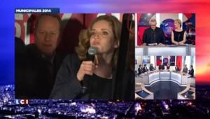 """Municipales, premier tour : pour NKM, les Parisiens ont """"fait mentir tous les pronostics"""""""