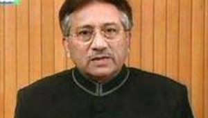musharraf discours tv