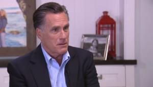 Quand Mitt Romney réapparait sur les écrans de Fox News, c'est pour critiquer celui qui l'a battu.