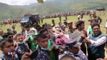 Séisme au Népal : l'urgence est partout pour les secours