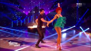 Un Cha Cha pour Miguel Ángel Muñoz et Fauve Hautot sur « Time of My Life » (Dirty Dancing)