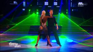 Un Tango Argentin pour Brian Joubert et Katrina Patchett sur « Tous les mêmes » (Stromae) deuxième danse