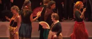 De jeunes autistes jouent la Traviata