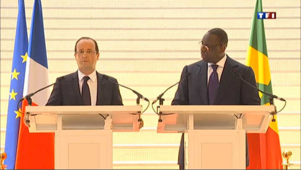 "Hollande met fin à la ""Françafrique"""