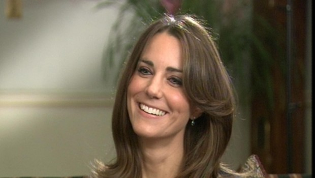 Kate Middleton Prince William fiançailles
