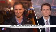 Les Gallois se qualifient en demi-finales (3-1): la deception des supporters belges