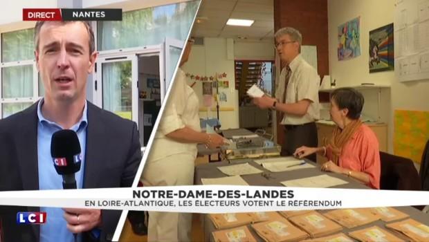 Référendum sur Notre-Dame-des-Landes : pour ou contre ? Les votes ont commencé