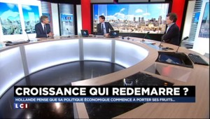 """Croissance : les réformes de Hollande, """"c'est peanuts"""""""