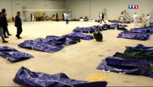 """Le 13 heures du 4 octobre 2013 : Lampedusa : des t�ins racontent des sc�s """"bouleversantes"""" - 382.872"""