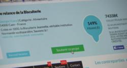 "Le 20 heures du 23 octobre 2014 : Conflit social : la biscuiterie ""Jeannette"", sauv�gr� aux internautes ? - 1223.406"