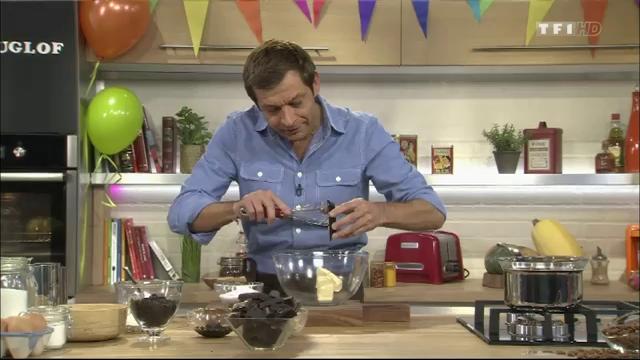 Mon kouglof au chocolat petits plats en equilibre mytf1 - Mytf1 petit plat en equilibre ...