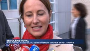 """Pollution à Paris : circulation alternée mardi si """"le pic de pollution continue"""" annonce Royal"""