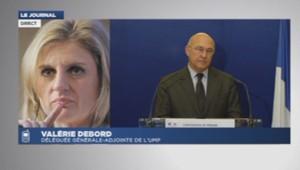 Valérie Debord, déléguée générale-adjointe de l'UMP