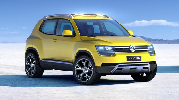 Volkswagen Taigun Concept 2012