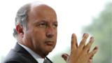 """Fabius a """"bon espoir"""" d'un accord pour intervenir au Mali"""