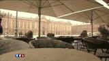 Toulouse paralysée par la neige