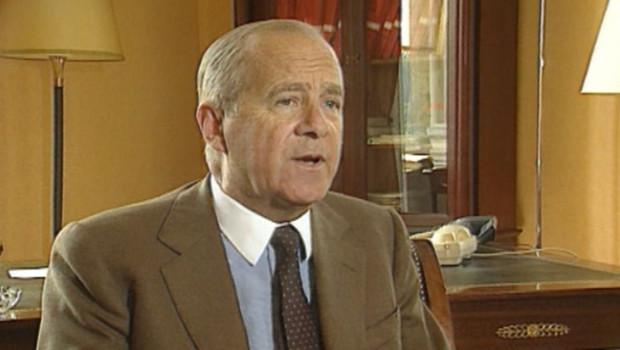 Jean-François Poncet a été ministre des Affaires étrangères sous VGE