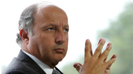 Laurent Fabius/Image d'archives