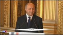 Laurent Fabius, retour sur ses quatre ans de politique étrangère
