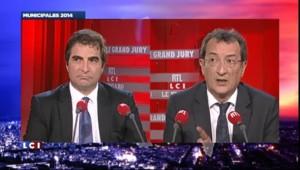 """Municipales : """"Une défaite cuisante pour le PS"""" selon Christian Jacob"""