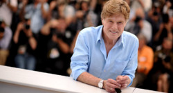 Robert Redford lors du photo-call du film All is Lost le 22 mai 2013 à Cannes