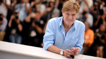Robert Redford lors du photo-call du film All is Lost le 22 mai 2013  Cannes