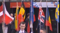 L'Union européenne a été créée pour pacifier les relations entre les pays du Vieux continent, à la fin de la deuxième guerre mondiale. Elle continue de répandre un message de paix, de démocratie et de respect des droits de l'homme, mais se heurte à des réticences.