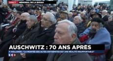 """Hollande aux Juifs de France : """"La France est votre patrie"""""""
