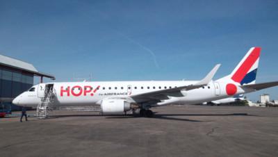 Hop!, nouvelle compagnie régionale du groupe Air France